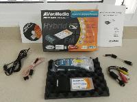 Para pc's portátiles, PCMCIA. AverMedia, AverTV Hybrid