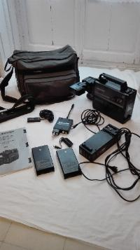 Vendo video camera recorder Blaupunkt CR-1200, en