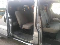 Minivan 9 plazas (con chofer)