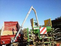 SINFIN PLEGABLE abatible hidráulico para remolque agricola