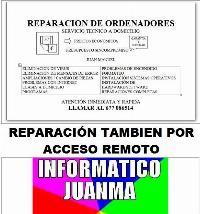 Reparación de ordenadores, servicio técnico