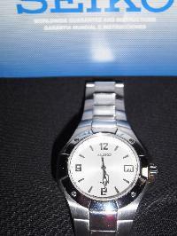 EXCELENTE OCASION. Reloj SEIKO (mayo 2008). Realmente