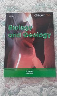 VENDO BIOLOGY AND GEOLOGY 4º ESO NUEVA EDICION EDIT. OXFORD