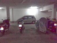 Se alquila Plaza Garaje. Para Moto.
