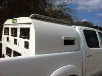 Caja de aluminio para perros Pick-up. Thalman Quality