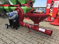 Transportador neumático tipo soplador. Para granulados