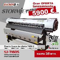 Impresora de sublimacion nueva economica profesional StormJet