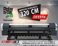 OFERTA impresora digital gran formato photocall lona vinilo
