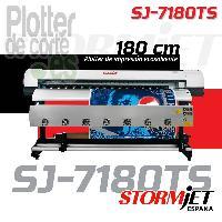 Plotter de impresion ecosolvente 180 cm StormJet SJ7180 S OFERTA LIMIT
