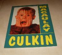 Libro Macaulay Culkin, Retratos