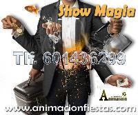magia para público adulto y familiar
