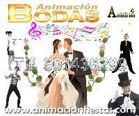 animación y espectáculos para bodas
