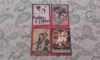 VENDO LOTE PELICULAS ANTONIO MOLINA EN DVD (4 EJEMPLARES)