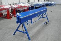 Plegadora 3 metros Plegadora manual para aluminio dobladora para chapa
