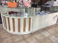 Mostradores tienda