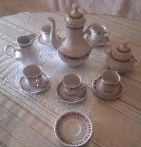 juego de cafe vintage