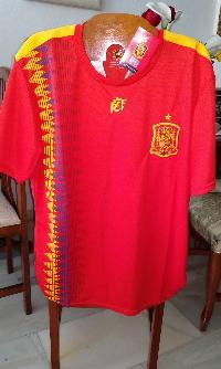 Camiseta Oficial RFEF Selección Española de Fútbol