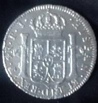 MONEDA PLATA 925 CAROLUS llll