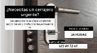 CERRAJERO DE GUARDIA 24H Melilla