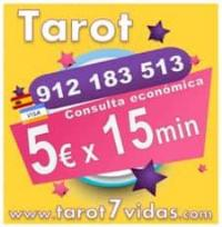 TAROTISTA EN ESPAÑA DE CALIDAD.