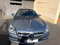 Mercedes Benz SLK 250 BE Año 2012