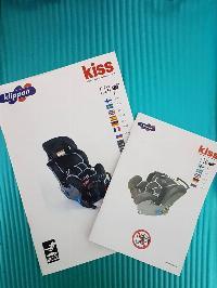 SILLA DE AUTO KISS 2 PLUS KLIPPAN