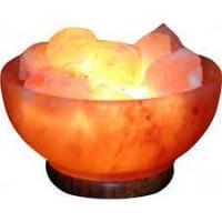 Lámpara de sal Cuenco Natural