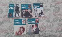 VENDO LOTE 5 PELICULAS DVD RAPHAEL