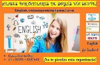 Clases de Inglés online - A1 - A2-B1-B2 - Exámenes Int.