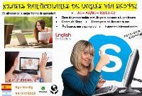 Inglés online - clases particulares-  todos los niveles y edades