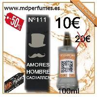 Perfume Hombre Equivalente Nº111 AMORES CACHARREN 100ml 10€ alta gama