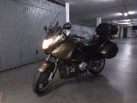 MOTO HONDA DEAUVILLE