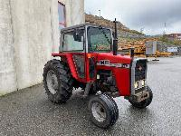 Massey Ferguson 575 tractora