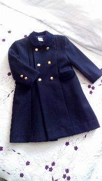 Abrigo marino de niño