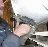 Abresacos big-bags y Dispensador material a granel