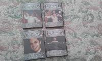 VENDO LOTE 5 DVD PRECINTADOS CANTARES DE LAUREN POSTIGO