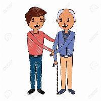 Cuidor de personas mayores