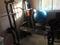 Maquina de pesas multifuncion