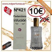 Perfume Mujer Padamilano Infucion Equivalente 100ml 10€ marca blanca