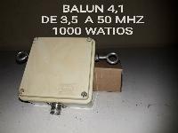 BALUN ANTENA HF 4.1 RADIOAFICIONADOS