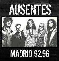 Ausentes Madrid 92.96 Anuncio Proximo Lanzamiento