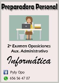 Auxiliar Administrativo Junta de Extremadura