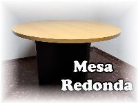 VENDO MESA REDONDA