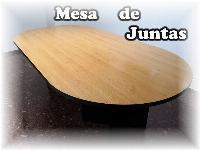 VENDO MESA DE JUNTAS GRANDE