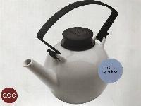 Tetera porcelana 1Lt infusor desmontable
