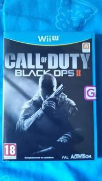 Call of Duty Black Ops II Wiiu