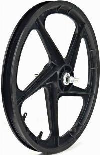 "Rueda Bicicleta 20"" BMX Composite Del.Completa Bike Wheel Nueva"
