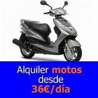 Alquiler de coches y Motos en Málaga