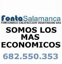 FONTANERO EN SALAMANCA 682.550.353 y 923.616.880