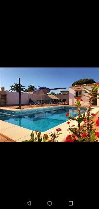 Alquiler chalet chiclana